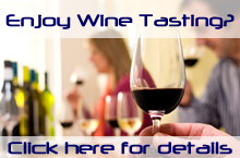 Wine Tasting - Click here for further details